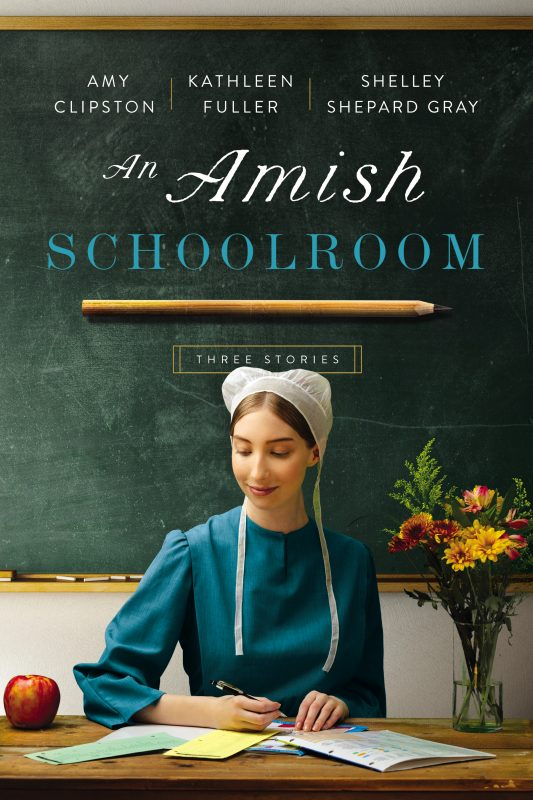 An Amish Schoolroom